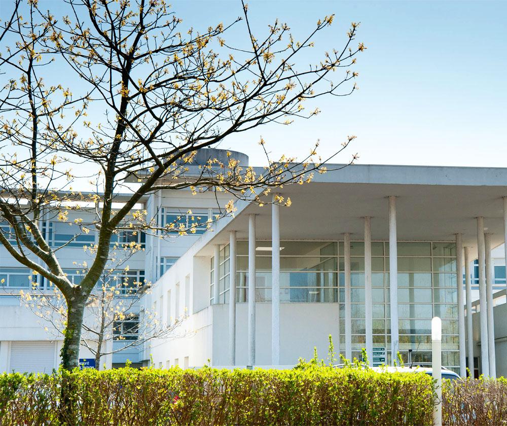 clinique de Keraudren Brest